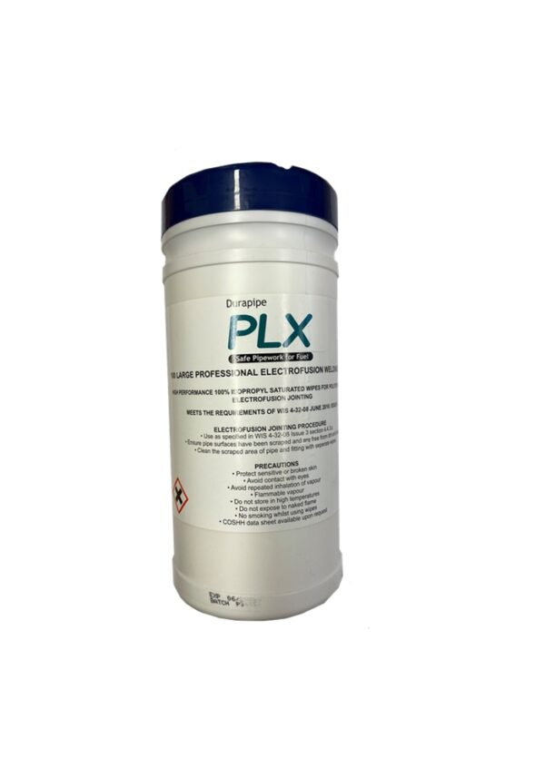 100 Pre Soaked Isopropanol Wipes