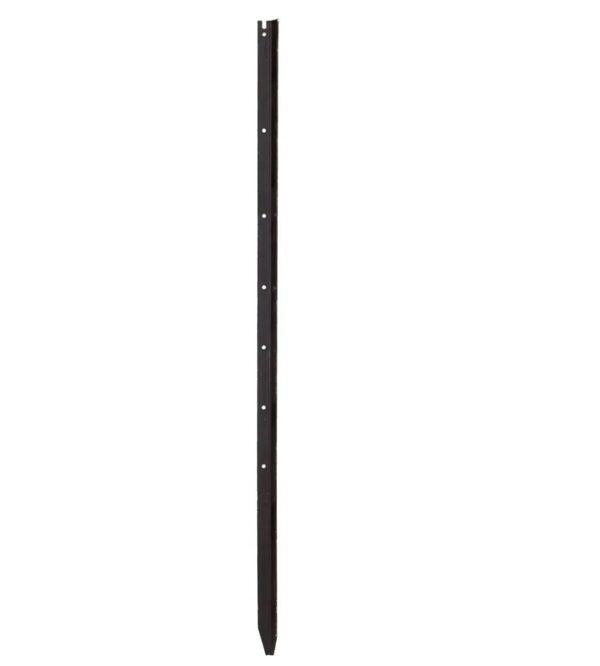 1650mm Y Bar Handy Hi-Strength Black Fence Post