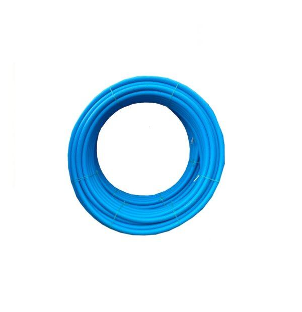 25mm OD PE80 SDR11 PN12.5 PE Pipe Blue