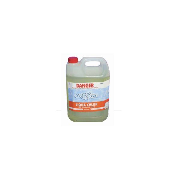 5 Litre Liquid Chlorine 15%