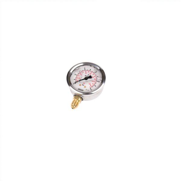 63mm Pressure Gauge 0 - 230 psi