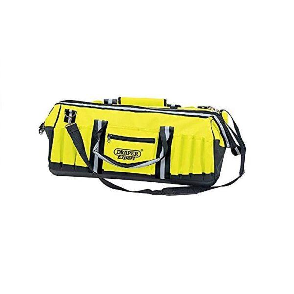 Draper Hi Viz Tool Bag 600mm