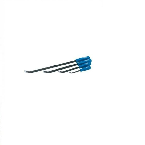 Draper Prybar Set 4 Pce (200mm, 300mm, 450mm, 600mm)