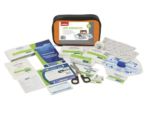 First Aid Kit – Lone Worker (42 Pce)