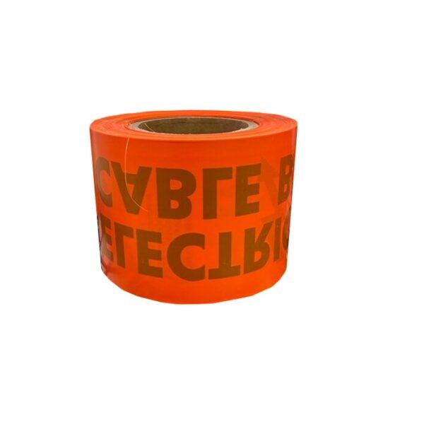 Power Warning Tape 100m